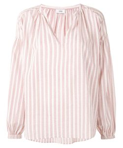 Closed | Striped V-Neck Blouse Xs