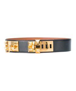 Hermès Vintage | Collier De Chien Belt Size