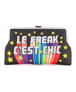 Sarah's Bag | Декорированный Клатч Le Freak Cest Chic