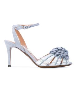 L' Autre Chose | Tangled Applique Sandals
