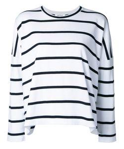 ENFÖLD | Enföld Striped Sweatshirt 38 Cotton