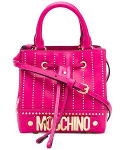 Moschino | Logo Plaque Cross-Body Bag