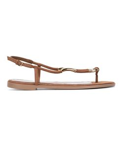 Sergio Rossi | Toe-Post Sandals Size 40