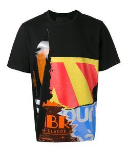 JUUN.J | -Print T-Shirt 50 Cotton/Viscose