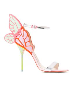 Sophia Webster   Butterfly Heel Sandals Size 38