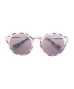 Miu Miu Eyewear   Солнцезащитные Очки С Круглой Оправой