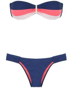 Brigitte | Bandeau Bikini Set