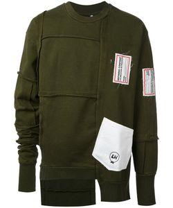 LIAM HODGES | Asymmetric Sweatshirt S