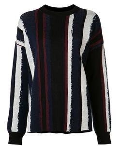 BAJA EAST | Striped Round Neck Jumper 2 Cotton