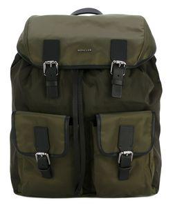 Moncler | Рюкзак С Пряжками