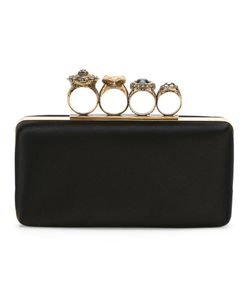 Alexander McQueen | Knuckle Duster Box Clutch Bag