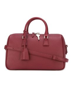 Maison Margiela | Key Charm Duffle Tote Calf Leather/Polyester