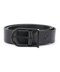 TROUBADOUR | Minimal Slim Leather Belt