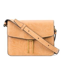 Hayward | Mini H Crossbody Bag Calf Leather/Calf Suede