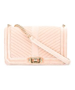 Rebecca Minkoff | Quilted Cross Body Bag Polyester