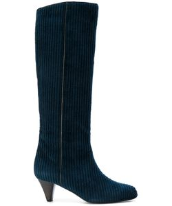 Michel Vivien | Ribbed Boots Women 38