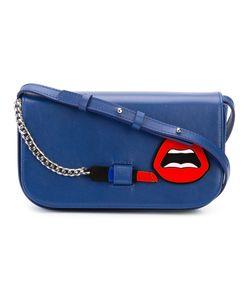Yazbukey | Lips Patch Crossbody Bag
