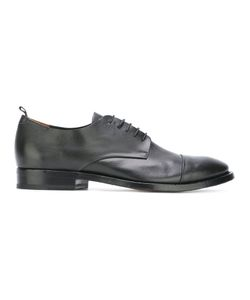 Buttero | Lace Up Derby Shoes 39 Leather/Rubber
