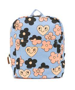 Mini Rodini | Flowers Backpack