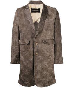 UMA WANG | Guido Coat Small Cupro/Cotton