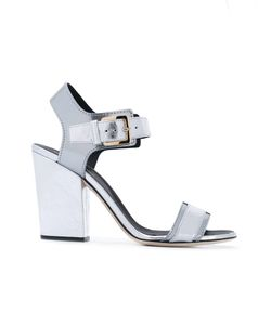 Sergio Rossi | Chunky Heel Sandals