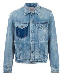 Calvin Klein Jeans   Chest Pockets Denim Jacket Medium