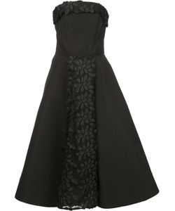 CHRISTIAN SIRIANO | Strapless Ball Gown 10 Silk