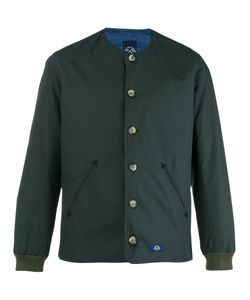 Bleu De Paname | Buttoned Bomber Jacket Size Small