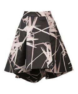 Halston Heritage | Paradise Print Skirt Size 2