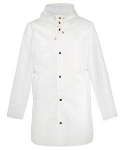 STUTTERHEIM | Button Front Raincoat Size Small