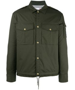 Moncler Gamme Bleu | Lightweight Jacket 3 Cotton/Cupro/Polyamide/Feather Down