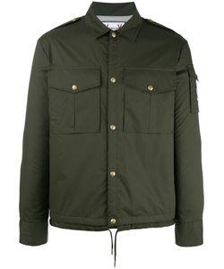Moncler Gamme Bleu | Lightweight Jacket 3 Cotton/Cupro/Polyamide/Feather Down