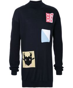 J.W. Anderson | Patches Knit Men L