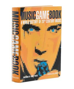 Assouline | Music Game Book Unisex One