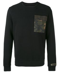 Hydrogen | Contrast Patch Sweater
