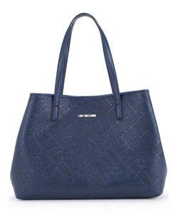 Love Moschino | Logo Embossed Shoulder Bag