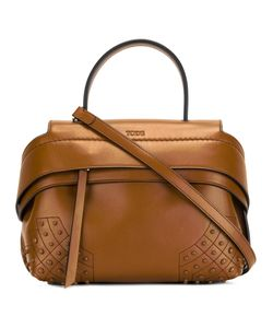 Tod'S | Detachable Strap Tote Calf Leather