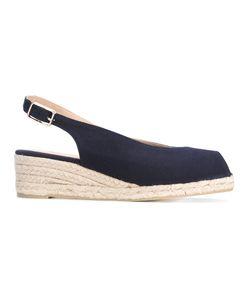 Castañer | Sling-Back Wedge Sandals 38