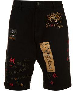 HACULLA | Multi Patch Denim Shorts