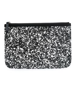 Pierre Hardy | Splatter Print Zipped Clutch