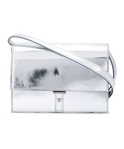 PB | 0110 Fold-Over Top Crossbody Bag Leather