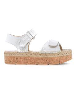 Paloma Barceló   Platform Sandals Size 39