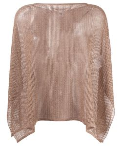 Missoni | M Lurex Cape Jumper