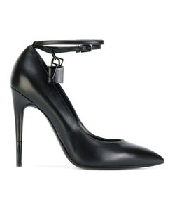 Tom Ford | Padlock Ankle Strap Pumps Women Calf