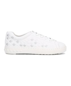 Ash | Panic Bis Low Top Sneakers Cotton/Calf