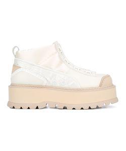 FENTY X PUMA | Platform Lace-Up Sneakers Polyamide/Polyester/Foam