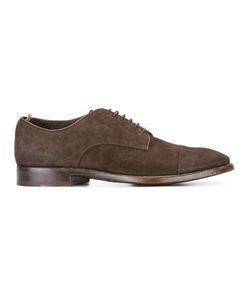 Officine Creative | Princeton Oxfords 42.5 Suede/Leather