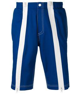Andrea Crews | Frontal Stripes Shorts Small