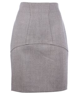 Alaïa | High Waisted Skirt 40