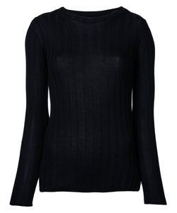 Cityshop | Ribbed Jumper Tencel/Wool